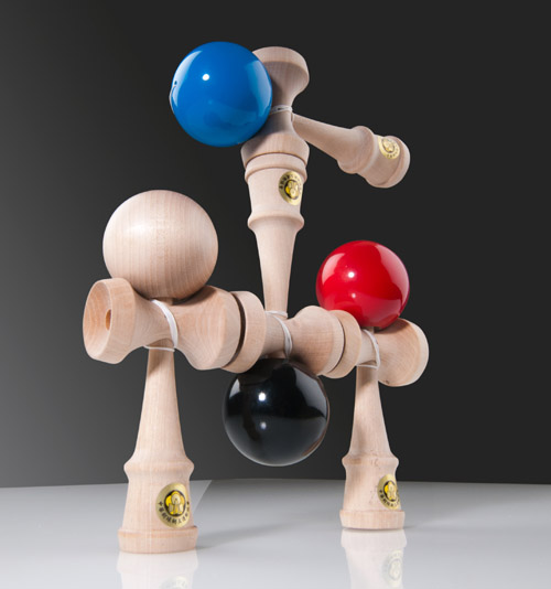 Well Balanced Kendama