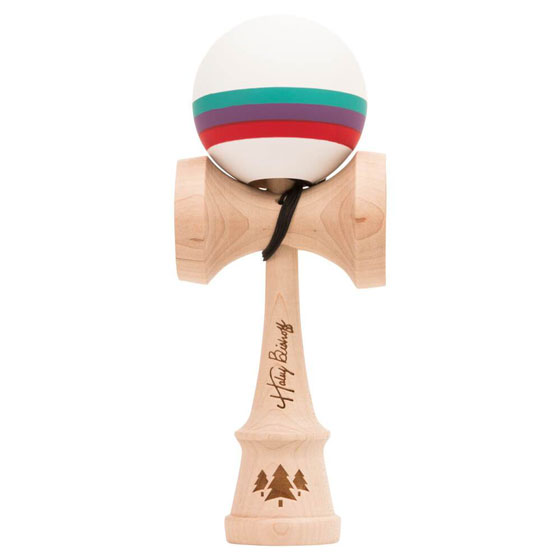 Kendama USA PRO model kendama Haley Bishoff