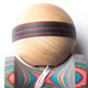 Sweets Kendamas NextGen Homegrown kendama - Fruit punch stripe - cushion