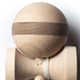 Sweets NextGen kendama maple with walnut stripe