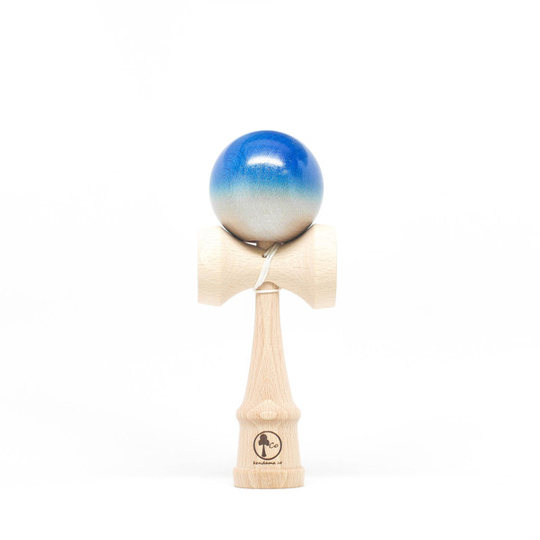 Blue Steel Girr Zen kendama