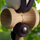 Kendama holder by Botovna purple