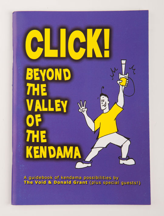 Click! Beyond the valley of the kendama knížka