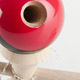 EU SunRise Kendama red with black stripe