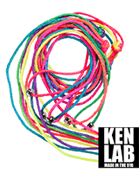 KEN LAB pack of five