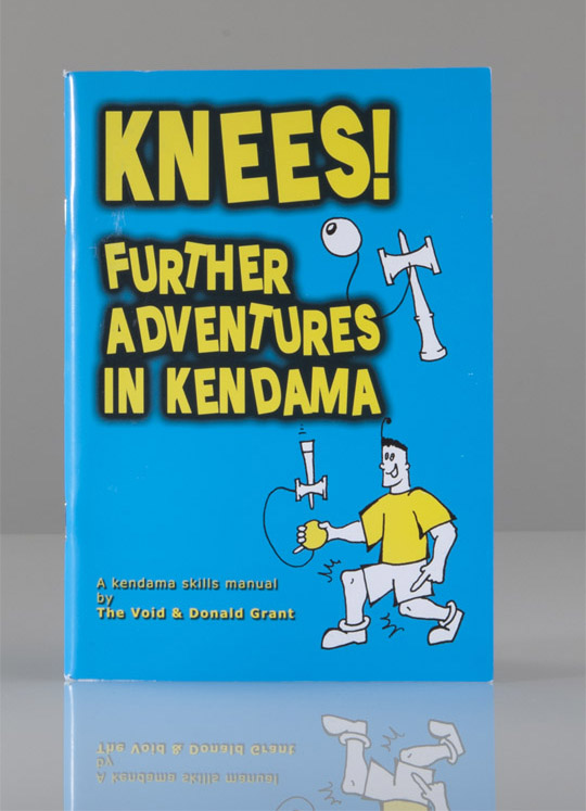 Knees! Further adventures in kendama book