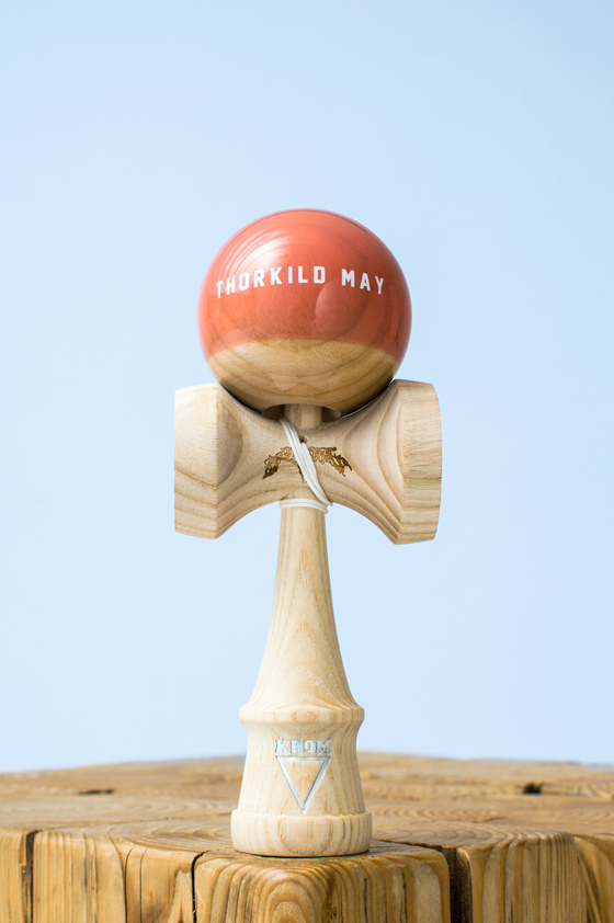 KROM kendama PRO model Thorkild May