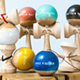 KROM kendama PRO models all in one