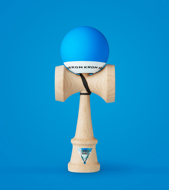 Krom POP kendama dark blue