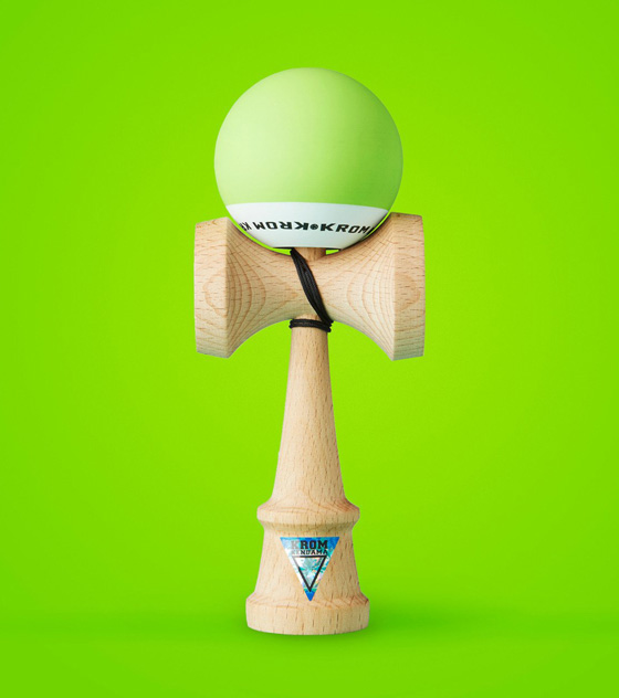 Krom POP kendama light green