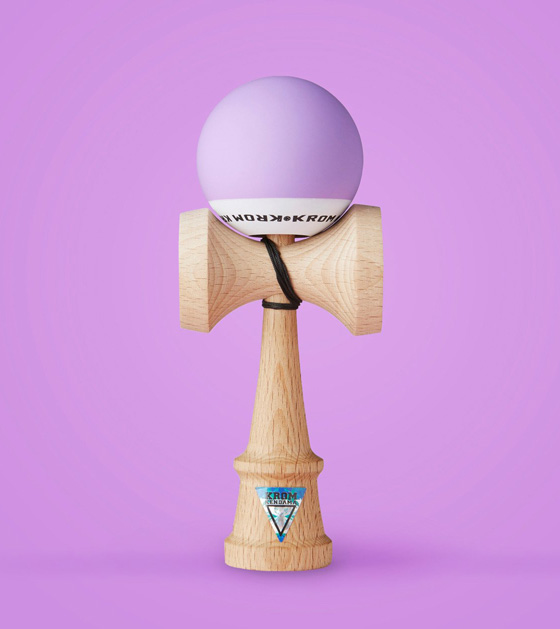 Krom POP kendama purple