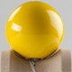 Yellow Ozora kendama
