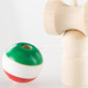 Mini Kendama - red, white, green