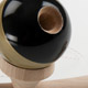 SunRise kendama - black with gold stripe