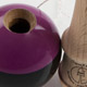 SunRise Kendama purple with black stripe
