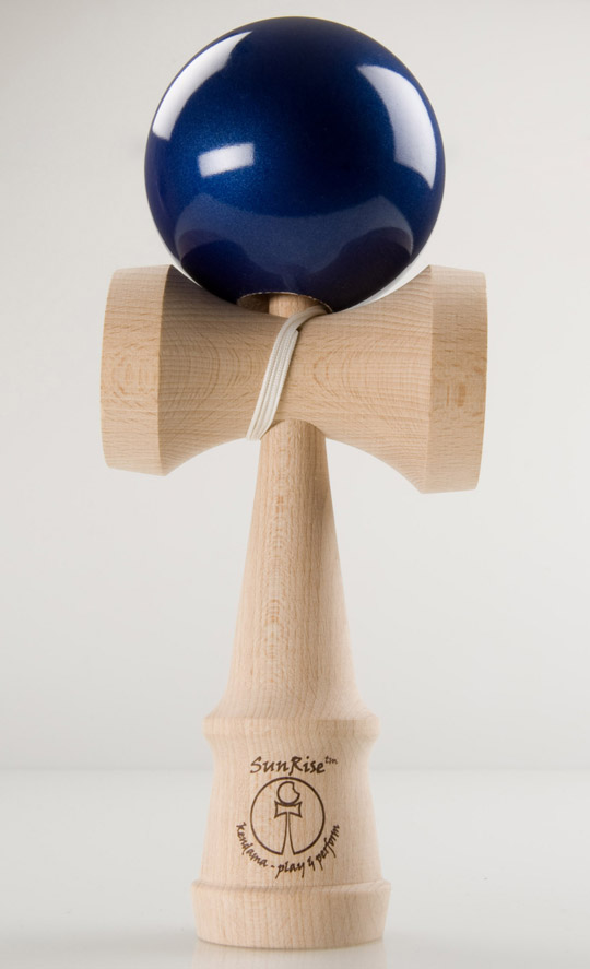 SunRise Performer Kendama metallic blue