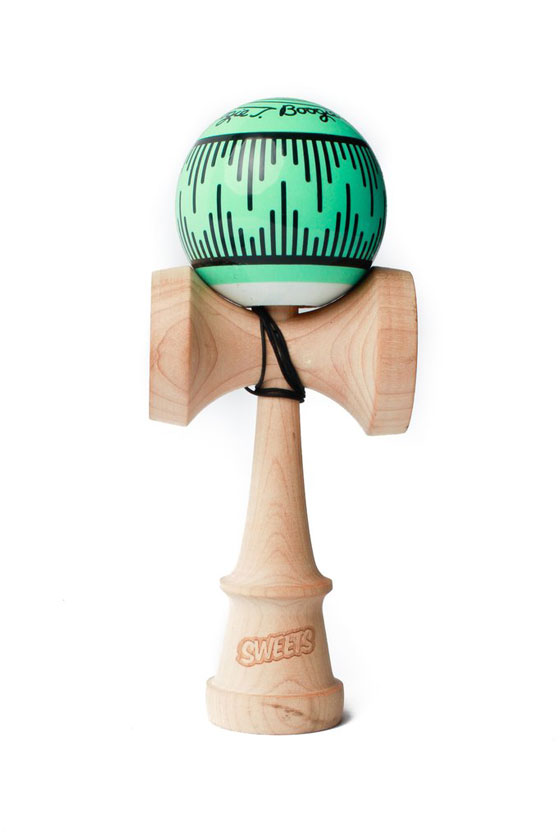Sweets Boogie T signature model kendama