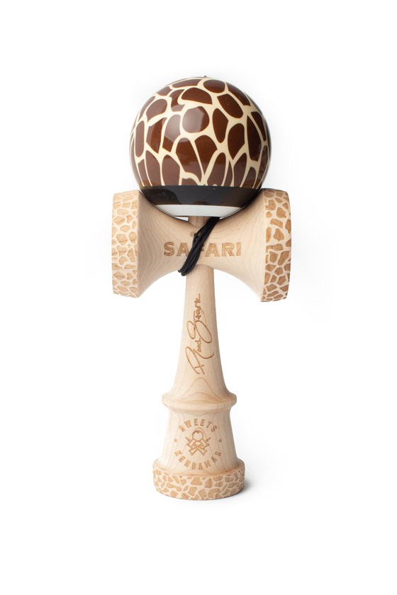 Sweets Reed Stark OG Safari boost kendama