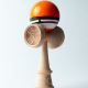 Sweets kendamas BOOST radar kendama orange