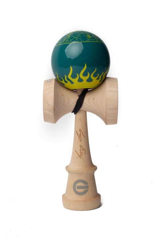 Sweets Cooper Edy pro model kendama