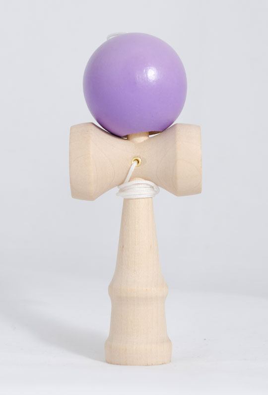 Tiger mini kendama purple