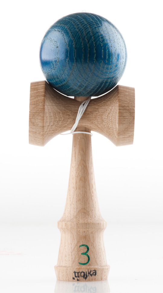 Trojka christmas kendama lefty